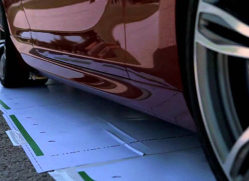 The making of an M Print BMW Direct Mail