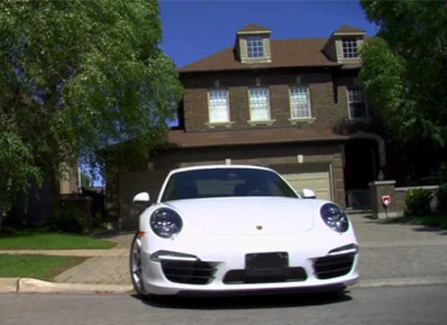 Pfaff Porsche: Instant Direct Mail